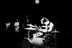 """Savages - 2015 NYC Residency, Mercury Lounge, New York City, NY 1-21-15 • <a style=""""font-size:0.8em;"""" href=""""http://www.flickr.com/photos/79463948@N07/23457644102/"""" target=""""_blank"""">View on Flickr</a>"""