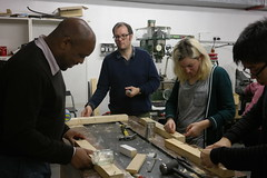Diddley Bow workshop