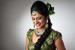 South Actress Deepika Das Traditional cum Hot Photos Set-3 (1)