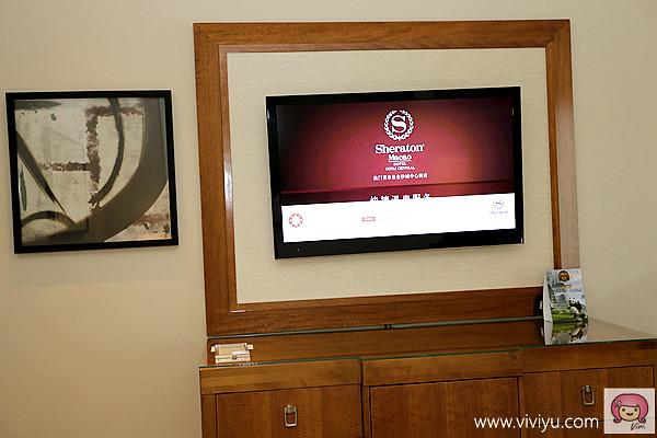 [澳門]喜來登金沙城中心酒店.氹仔目前房間數最多的飯店~夢工場明星動畫遊行免門票 @VIVIYU小世界