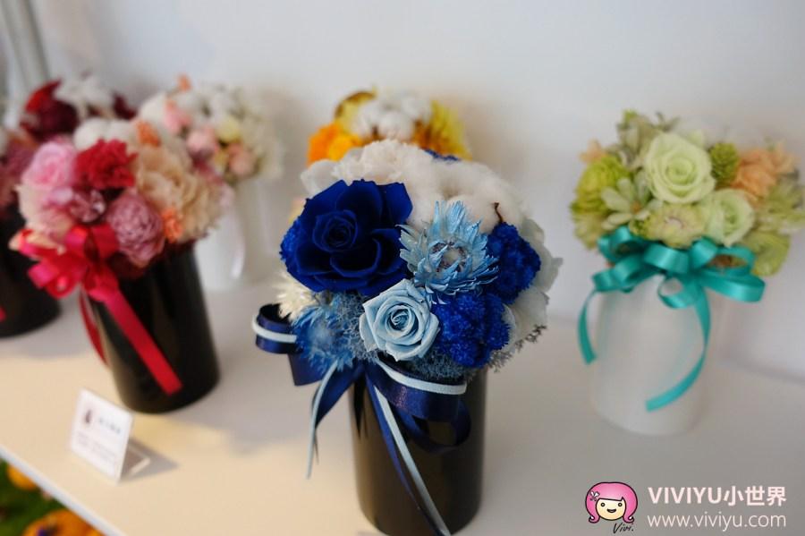 [桃園.美食]日青方好 GA flower cafè.結合花藝&甜點~夢幻少女系午茶時光.戴上花圈變公主 @VIVIYU小世界