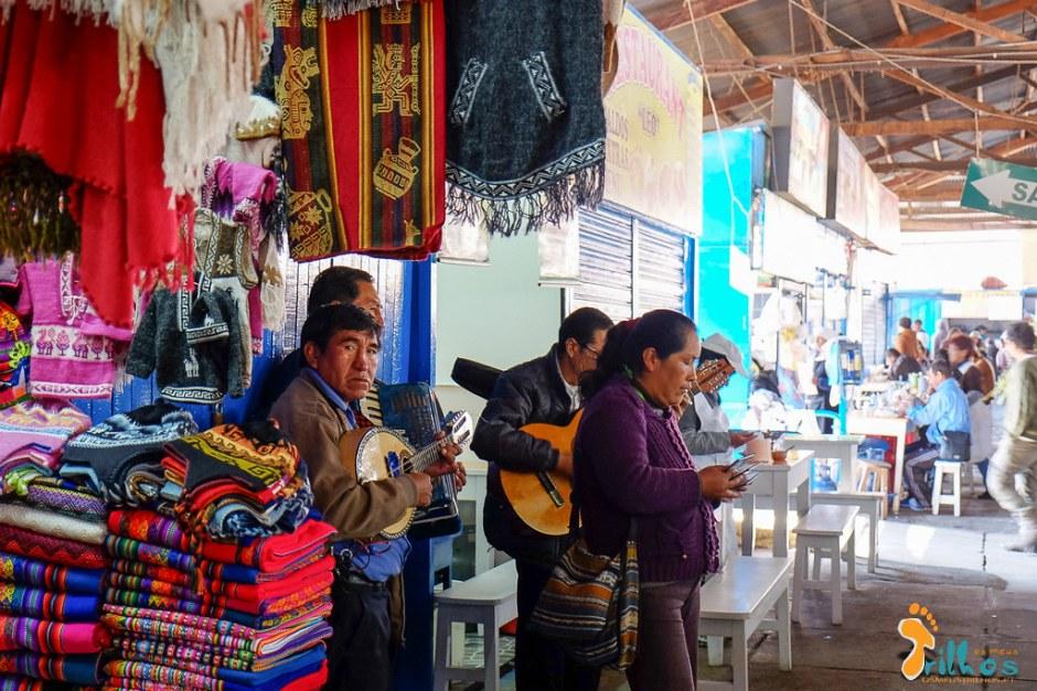 Peru - Mercado de São Pedro - 9