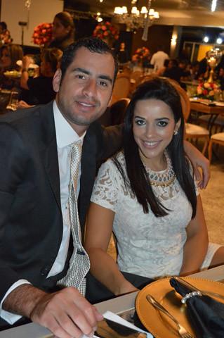 Vinícius Hooper e Luciana