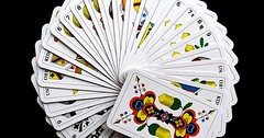 "Das Kartenspiel. • <a style=""font-size:0.8em;"" href=""http://www.flickr.com/photos/42554185@N00/23707635882/"" target=""_blank"">View on Flickr</a>"