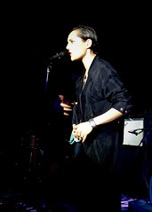 "Savages - 2015 NYC Residency, Mercury Lounge, New York City, NY 1-21-15 • <a style=""font-size:0.8em;"" href=""http://www.flickr.com/photos/79463948@N07/22937950354/"" target=""_blank"">View on Flickr</a>"