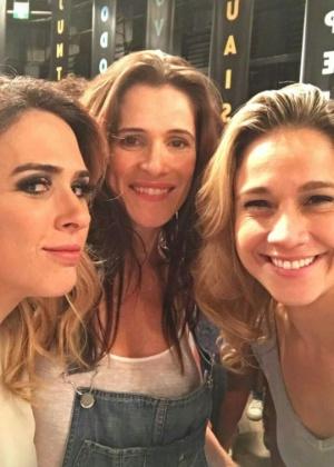 Fernanda Gentil ensina como se dar bem na vinheta de fim de ano da Globo