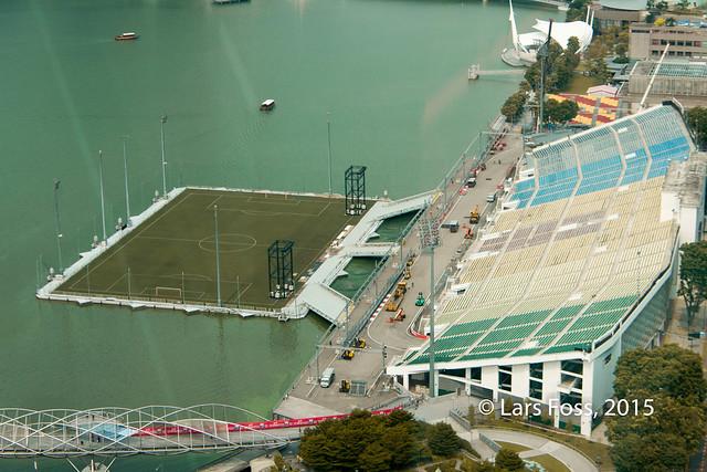 The Float at Marina Bay