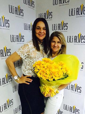 Leia Esposito e Soely Alves
