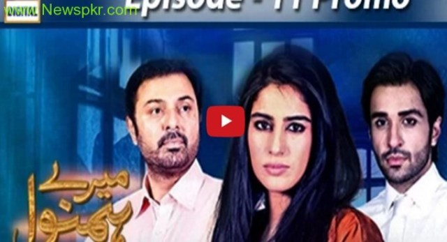 Mere Humnawa Episode 12 Promo Full by Ary Digital Aired on 26th November 2016