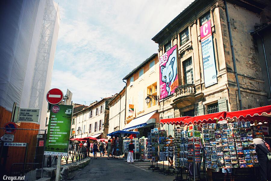 2016.10.30   看我的歐行腿  一個人旅行南法亞爾勒 Arles,但永遠不會是一個人 21