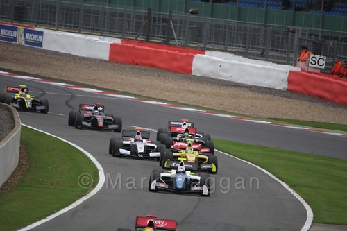 Saturday's WSR 3.5 Race at Silverstone