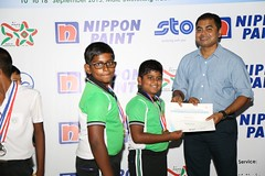 Nippon Paint 13th Inter School Swimming Competition 2015 425