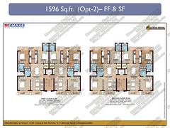 Datasheet of Omaxe Celestia Royal 3BHK Floors at Mullanpur