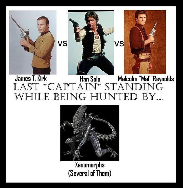 Last Captain Standing....