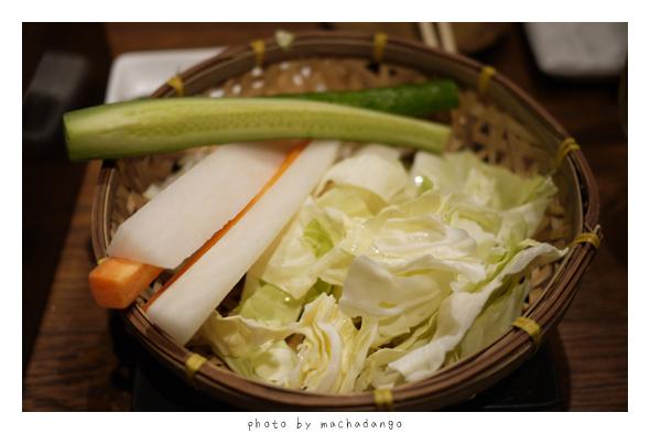吃到飽的蔬菜