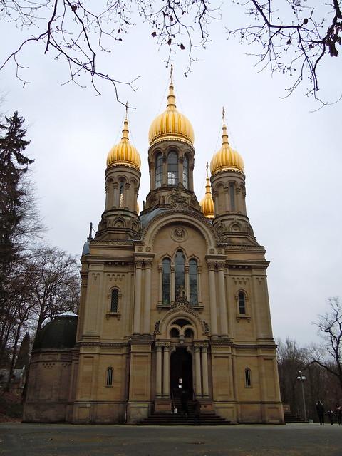 Grieschische Kapelle