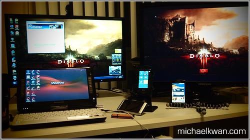 So Many LCD Displays (AMOLED Too)