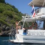 Sai mai in Phi Phi Island