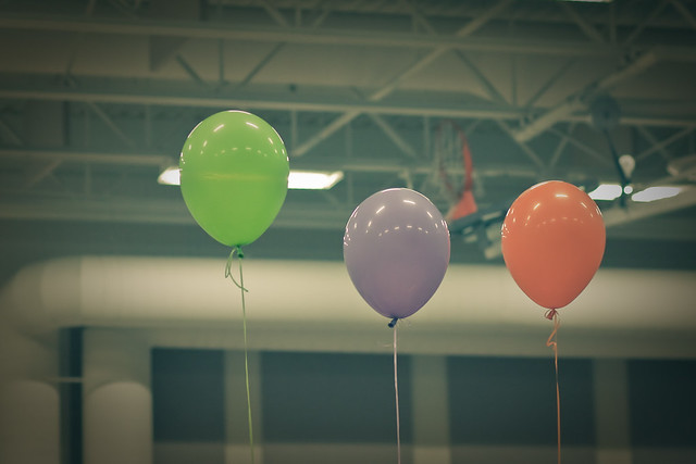Day 343 ~ balloons