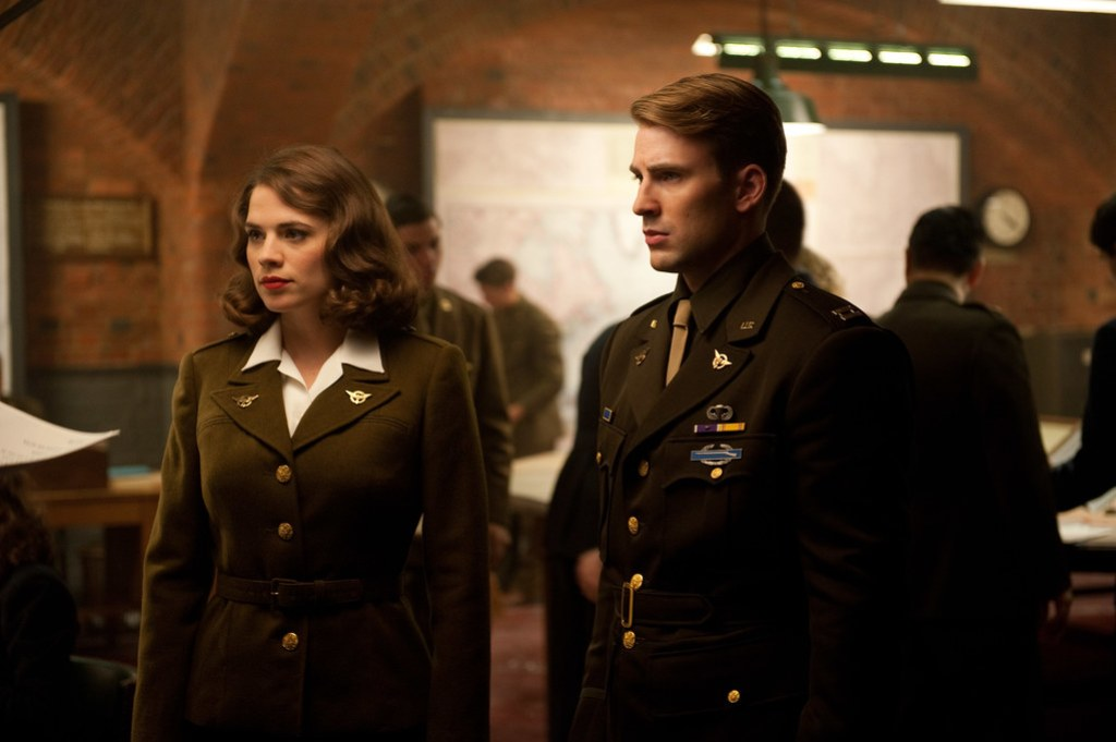 Hayley Atwell's Peggy Carter Confirmed For Ant-Man 1
