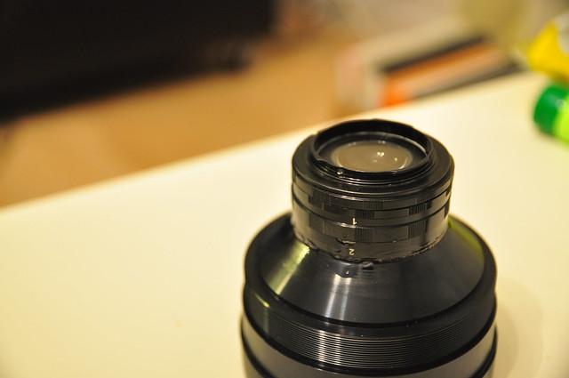 Kowa 65mm f/0.75