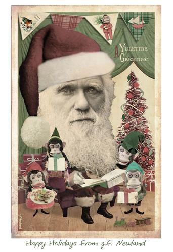Happy Holidays from gf Newland