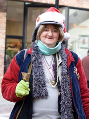 Salvation Army Lady