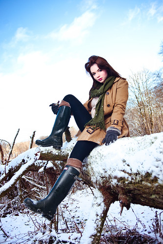 Hunter Boots by andrew-lynch