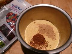 Indian Pudding Ingredients