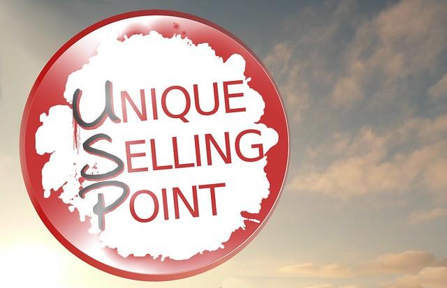 Unique Selling Proposition / Unique Selling Point / USP