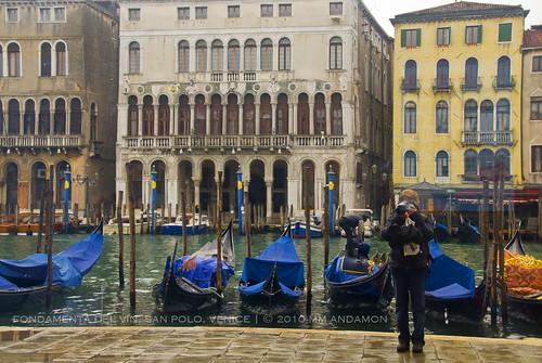 in Venice...