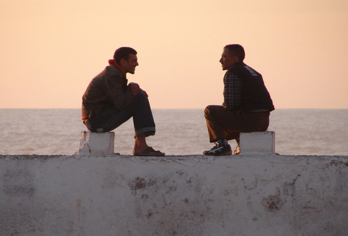 Meeting On The Wall, Essaouira