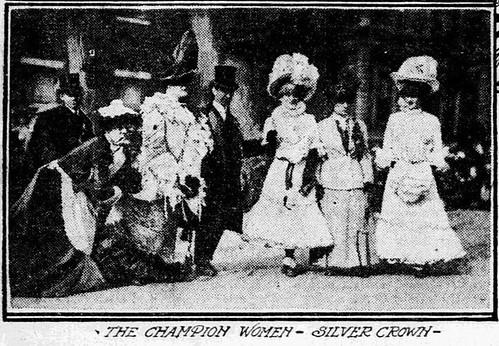 1904 Champion Women