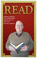 Harry Hill Read Poster