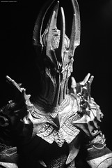 Sauron 12-inch figure from Lord of the Rings