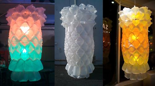Reusing big plastic water/milk bottles/jugs | ecogreenlove