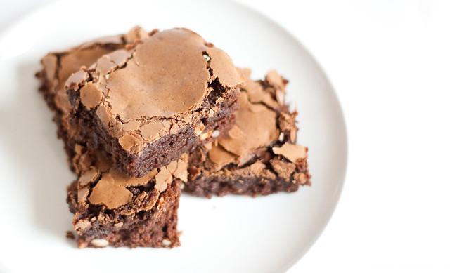 Brownie com Castanha de Caju