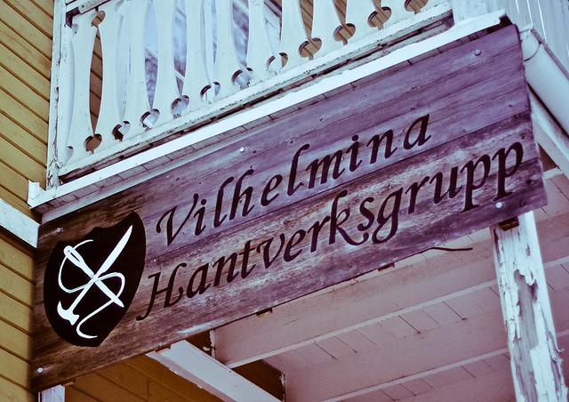 Vilhelmina Hantverksgrupp