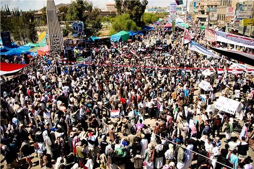YEMEN | SANAA_March 11 by Sallam