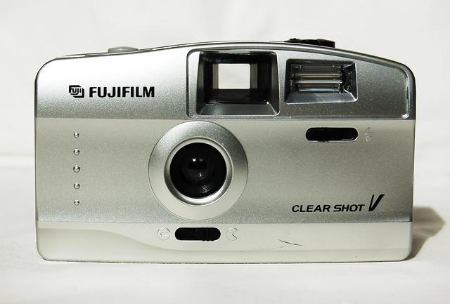 Fujifilm Clear Shot V