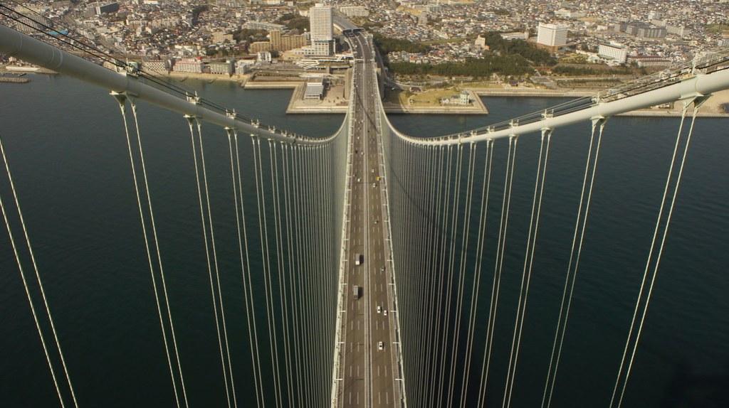 Bridge World - Akashi Kaikyo Ohashi