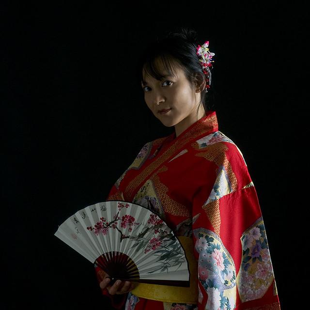 Mikako (portrait)