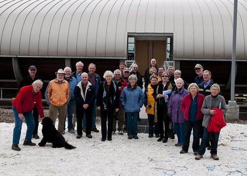 Qualicum Streamkeepers tour