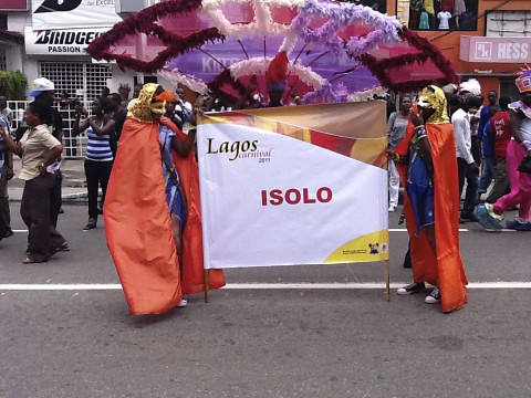 Lagos Carnival 2011 - Isolo by Jujufilms