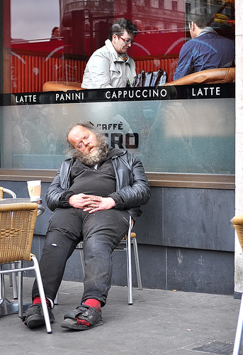 Too Much De-Caff !
