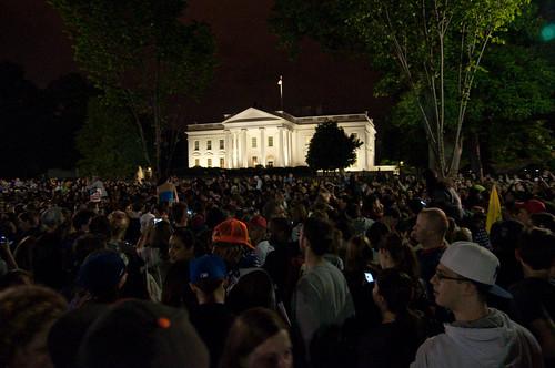 Osama Celebration
