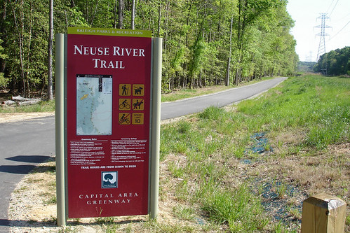 Upper Neuse Greenway 101