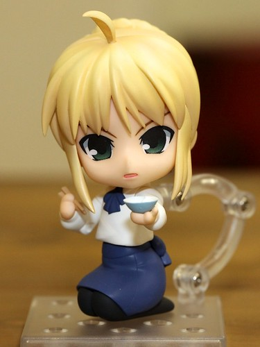 Shirou, okawari!
