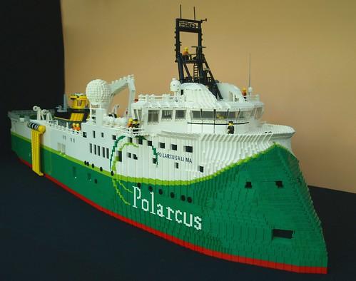 Polarcus Alima complete 2