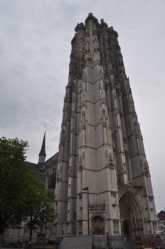 2012.04.29.183 - MECHELEN - Onder-den-Toren - Sint-Romboutskathedraal